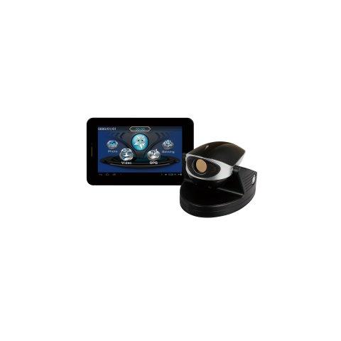 Автомобильный тепловизор NV618W La Moon  + планшет на Android