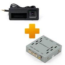 Комплект для подключения камеры для Audi MMI 3G - Краткое описание