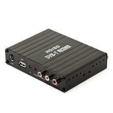Car Digital DVB T TV Receiver - Short description