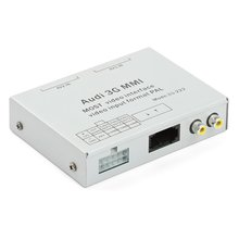 MOST Video Interface for Audi MMI 3G+  with TV Video in Motion Module - Short description
