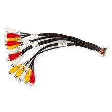 AV Cable for Car Video Interface HAVCAB0002  - Short description