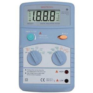 Digital Insulation Tester MASTECH MS5201