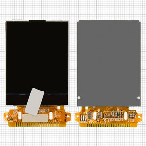 LCD for China-Nokia 5310, 6300 Cell Phones, (20 pin, (47*35)) #FPC-C180ES05BV2F/8H0488FPC-A1