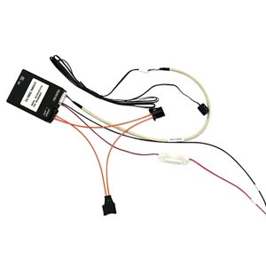 Video in Motion Adapter for Audi with MOST Bus
