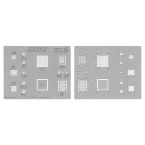 3D BGA Stencil A9 for Apple iPhone 6S, iPhone 6S Plus Cell Phones