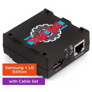 Z3X Box Samsung + LG Edition con juego de cables (55 uds.)