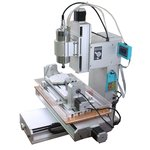 Máquina fresadora CNC de sobremesa de 5 ejes ChinaCNCzone HY-3040 (2200 W)