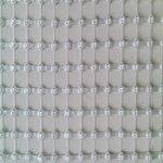 Светодиодная сетка для медиафасада Р50 (IP67, RGB SMD5050, 1000×1000 мм)