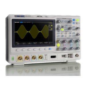 Фосфорный цифровой осциллограф SIGLENT SDS2304X