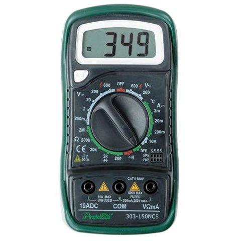 Цифровий мультиметр Pro'sKit 303 150NCS