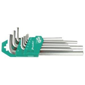 Набір шестигранних ключів Pro'sKit HW-129