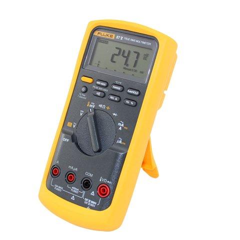 Цифровий мультиметр промисловий тестер пробник  Fluke 87