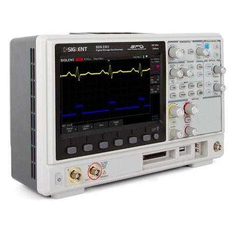 Цифровий осцилограф SIGLENT SDS2102