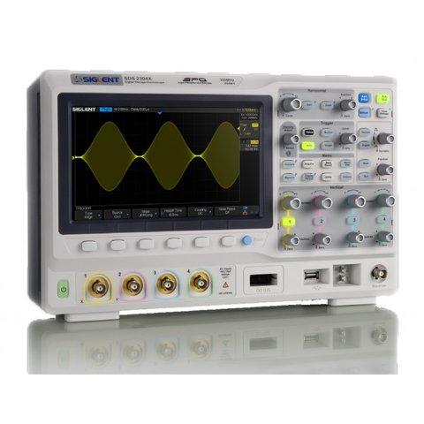 Фосфорний цифровий осцилограф SIGLENT SDS2202X