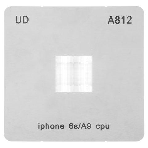 BGA трафарет A9 CPU для мобільного телефону Apple iPhone 6S