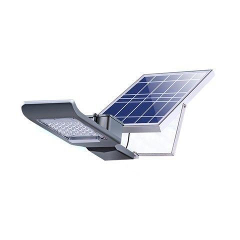 Вуличний LED світильник з сонячною панеллю SL 680B – 6 В 6000 мАг