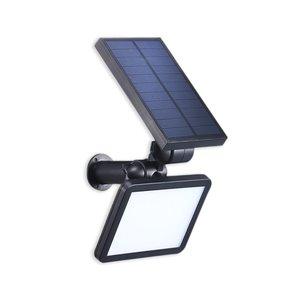 Уличный LED светильник SL-50С-3 (с солнечной панелью, датчиком движения, 500 лм, 3.7 В, 2000 мАч)