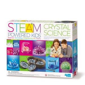 STEAM-набор 4М Мир кристаллов