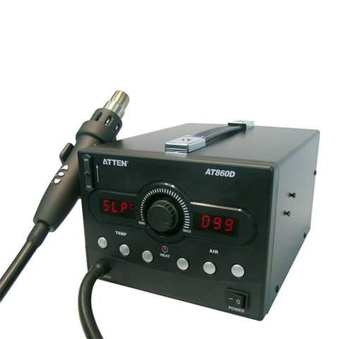 Hot Air Rework Station ATTEN AT860D