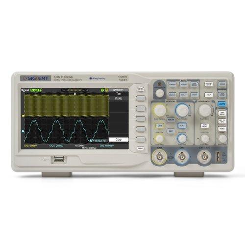 Digital Oscilloscope SIGLENT SDS1102CML