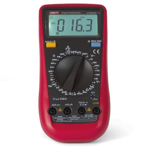 Digital Multimeter UNI T UT890D